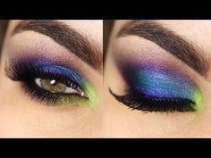 Tutorial de Maquiagem Make B Tropical Colors