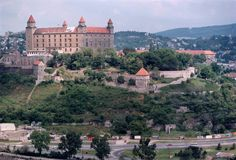 Bratislava Castle - Slovakia :)