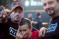 Nine Inch Nails de père en fils