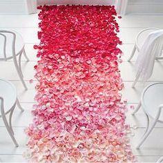 Wedding Silk Rose Petals  | Wrinkled Wedding Dress | DIY Wedding Shop | Budget Bride Blog | Bohemian Bride | Country Bride | DIY Party | Cheap Wedding Ideas | Wedding Advice and Tips | Wedding Trends | Bachelorette |