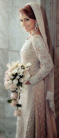 Beautiful #Desi Bride and Bridal Ensemble @@@@......http://www.pinterest.com/vksmith/dream-sarees-sari-and-lehenga-cholis/ ......€€€€€€€€€€€€€€€€€€€€€€€€€€