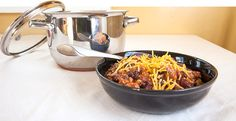Jamie Eason's 3-Bean Turkey Chili