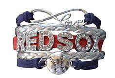 Red Sox Bracelet, Boston Red Sox Jewelry, Rhinestone Base... https://www.amazon.com/dp/B01DYC7Y0Y/ref=cm_sw_r_pi_dp_K..CxbY6R5J3Q