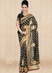 Sarees have dominated the traditional dresses for women in our country from time immemorial. Previously saree was just a piece of long cloth that a woman used to drape across her body. This cloth hardly had any designer value attached to it at the start. But gradually with the advent saree became a designer garment -