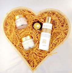 Heart Shaped Face Hairstyles, Christmas Hamper, Facial Scrubs, Afro Hairstyles, Whiskey Bottle, Heart Shapes, Christmas Time, Coconut, Gifts