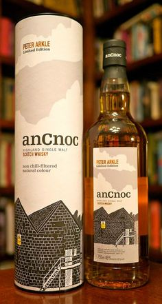 The anCnoc Peter Arkle Limited Edition: Warehouses Highland Single Malt Scotch Whisky