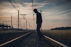 Sur les rails
