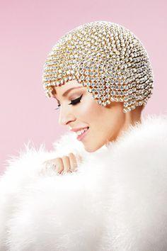 Bling head cover! Pretty!! Thanks Jaci!