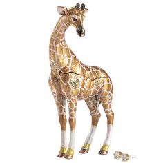 Trinket Box and it just so happens to be a giraffe