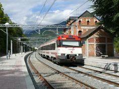 Xarxa de via ampla - XC07.Línia Montcada-Vic-Puigcerdà