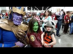 Denver Comic Con 2015 Cosplay Photo Gallery [Video] | Geekend Warriors