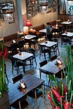 MAMA San (Jl. Raya Kerobokan No. 135 Br. Taman, Bali. Tel: 0361 730436) http://mamasanbali.com/