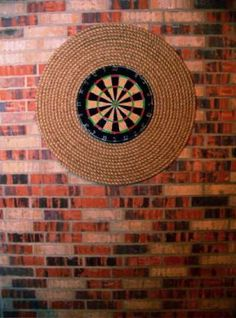 dart board with barn rope - Yahoo Canada Image Search Results