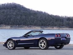 Chevrolet Corvette Convertible (1998 – 2004).