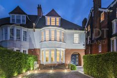"""""""Stunning Edwardian family house with spectacular interiors and stlyish landscaped garden """"  #NW3 #Hampstead #Houseforsale #ontemarket #GoldschmidtandHowland"""