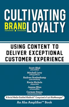 Cultivating Brand Loyalty is a collection of notable AhaMessages(tm) from #ThoughtLeaderLife interviews for the month with host Mitchell Levy and co-host Scott Abel.  Brand loyalty is when a customer chooses to purchase a product or service with the same organization repeatedly. Brand loyalty is what every organization wants, and there are many key influencing factors. How does an organization deliver exceptional customer experience? Customer Experience, Loyalty, Factors, Interview, Author, Social Media, Content, Organization, Key