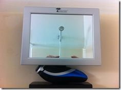 Toilet Tree Original Fogless Shower Mirror by Melissa Say What