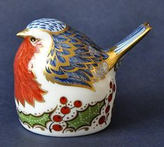 Royal Crown Derby Christmas Nest  http://www.bwthornton.co.uk/royal-crown-derby.php
