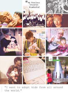 Yongguk is a Beautiful man with a Beautiful heart. ❤️