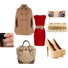 """Magazine CEO"" by jazmine-cone on Polyvore"