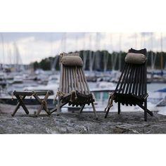 Myndaniðurstaða fyrir ecofurn stólar Íslandi Outdoor Tables, Outdoor Decor, Outdoor Furniture Sets, Decoration, Relax, Cottage, Chair, Home Decor, Kentucky