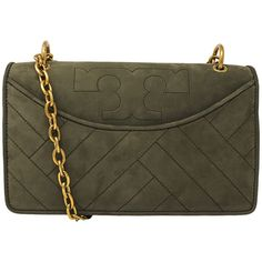 7077d8168140 Tory Burch Women s Alexa Quilted Suede Shoulder Bag Leather Cross Body   shoulder  leather  cross  body  suede  quilted  burch  womens  alexa  tory