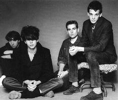 Echo & The Bunnymen. Been playing The Killing Moon on Rock Band 3, my mum introduced me to that song before then. <3