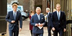 Harry Leaned on Charles, William After Meghan Markle's Miscarriage