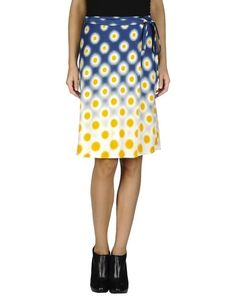 Prada Women - Skirts - Knee length skirt Prada on YOOX