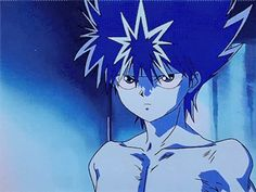 All Anime, Anime Art, Manga Anime, Anime Boys, Yu Yu Hakusho Hiei, Dragon Ball, Anime Cover Photo, Yoshihiro Togashi, Deadman Wonderland