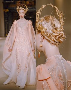 Chinese fashion show Style Couture, Couture Fashion, Runway Fashion, High Fashion, Fashion Show, Fashion Outfits, Fashion Design, Fashion Details, Paris Fashion