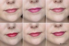 Fresh Sugar Tinted Lip Treatment SPF 15 swatches