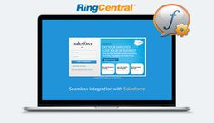 Excited to announce that the RingCentral #Cloud #App for #Salesforce is now available on the #AppExchange! // #ElevateYourBusiness #CloudServices #Business #Integration #NewFeature