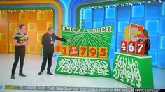 The Price is Right - Pick A Number - 5/12/2015