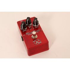 Keeley Red Dirt Overdrive Guitar Effects Pedal Regular 888366020371