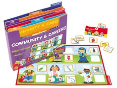 Community & Careers Folder Game Library