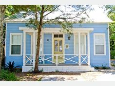 Pet friendly cottage for rent in St. Augustine, FL