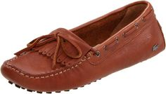 Lacoste Women's Courcelle Flat