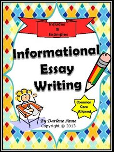 """Satisfied teacher: -""""Wow, this unit went above and beyond my expectations. Teaching the different forms of informational writing can be daunting, but everything I need is here, including mentor texts. Thank you for making this available. It's awesome!"""""""