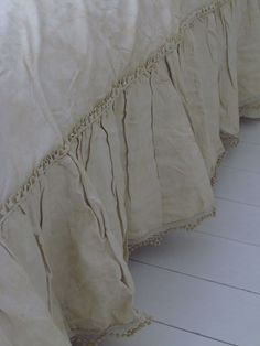 Franse bedsprei / French bedspread.  SOLD