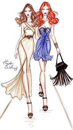 Double Dose of Glamour by Hayden Williams by Fashion_Luva, via Flickr