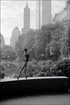 The urban ballerina | Behind Ballet