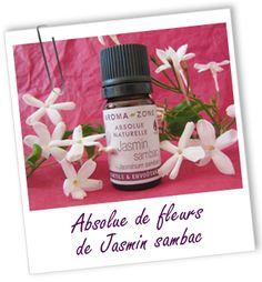 Absolue Jasmin Sambac Aroma-Zone http://lumierespournosdefunts.blogspot.fr/