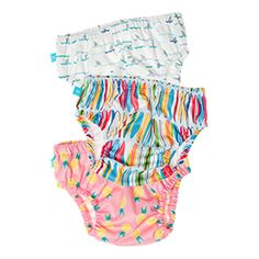 The Honest Company - trying their diapers and swim diapers. So cute. Free trial.