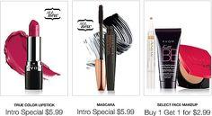 Avon Campaign 5 Makeup Sale!! http://wp.me/p8lTB4-U5 #Avon #Makeup #Sale #BuyAvon