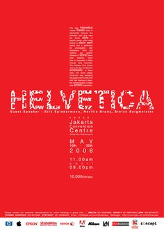 High Impact Typographic Poster Designs
