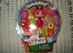 Mini Lalaloopsy Lucky Lil' Bug, Target exclusive