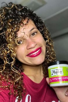 Not a bad Tuesday when you have your MopTop Curly Hair Custard in hand! Link in our bio to shop our holy grail custard Curly Hair Care, Curly Hair Styles, Cute Curly Hairstyles, Coily Hair, Natural Beauty Tips, Wet Hair, Natural Curls, Custard, Textured Hair