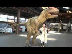 Super Realistic Dinosaur Suit NHK World J-Innovators Great Halloween Costumes, Cool Costumes, Adult Costumes, Dinosaur Suit, Dinosaur Costume, Baby Cosplay, Extinct Animals, Character Costumes, Fursuit