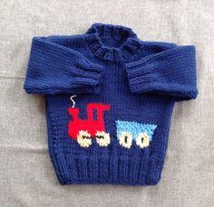 Baby boy's knit sweater Kids t Knitting Patterns Boys, Baby Boy Knitting, Easy Knitting, Baby Patterns, Baby Boys, Baby Boy Sweater, Boys Sweaters, Baby Boy Outfits, Crochet Baby